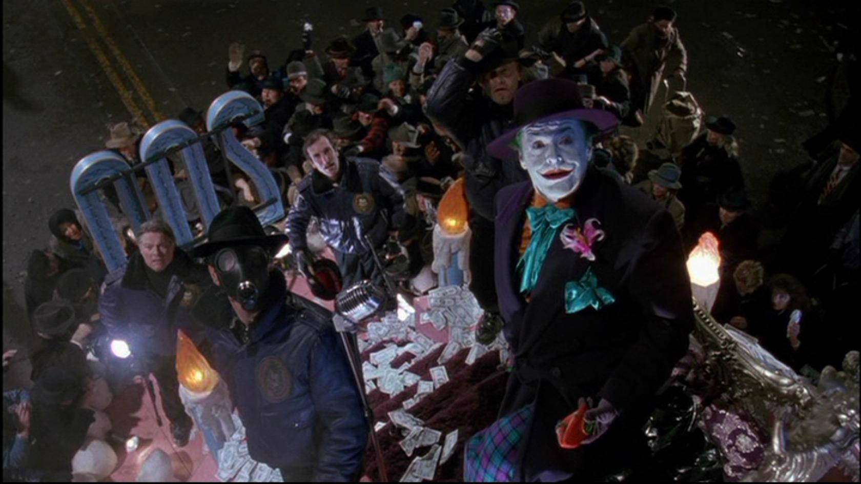joker batman If Michael Keaton Returns to Batman, Why Not Tim Burton? Or Danny Elfman?