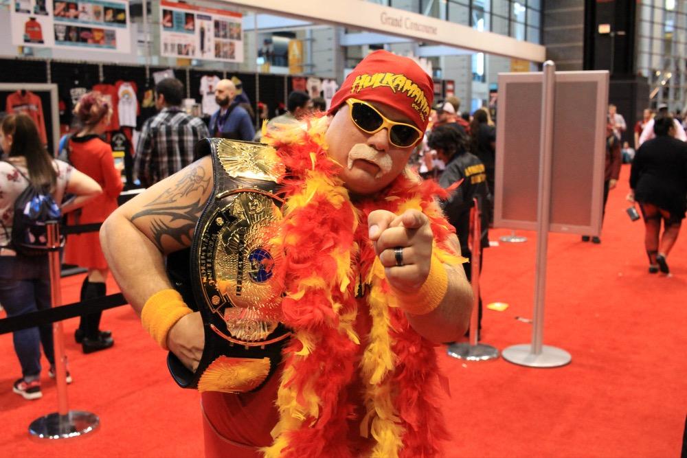 C2E2, Cosplay, Comic Books, Chicago, Convention, Con, Superheroes, Hulk Hogan