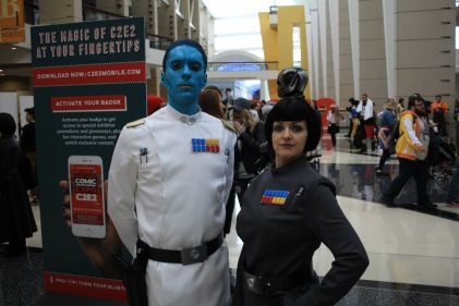 C2E2, Cosplay, Comic Books, Chicago, Convention, Con, Superheroes, Star Wars