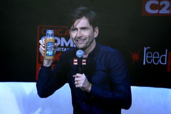 C2E2, Cosplay, Comic Books, Chicago, Convention, Con, Superheroes, David Tennant