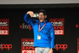 C2E2, Cosplay, Comic Books, Chicago, Convention, Con, Superheroes, Animaniacs