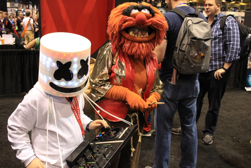 C2E2, Cosplay, Comic Books, Chicago, Convention, Con, Superheroes