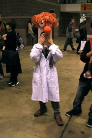 C2E2, Cosplay, Comic Books, Chicago, Convention, Con, Superheroes, Muppets