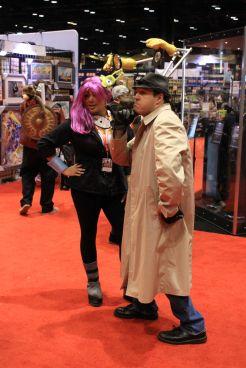 C2E2, Cosplay, Comic Books, Chicago, Convention, Con, Superheroes