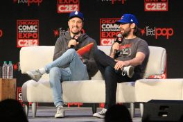 C2E2, Cosplay, Comic Books, Chicago, Convention, Con, Superheroes, Freaks and Geeks