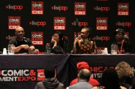 C2E2, Cosplay, Comic Books, Chicago, Convention, Con, Superheroes, Darryl DMC McDaniels, Darryl Makes Comics