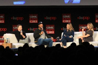 C2E2, Cosplay, Comic Books, Chicago, Convention, Con, Superheroes, Clueless, Paul Rudd, Alicia Silverstone