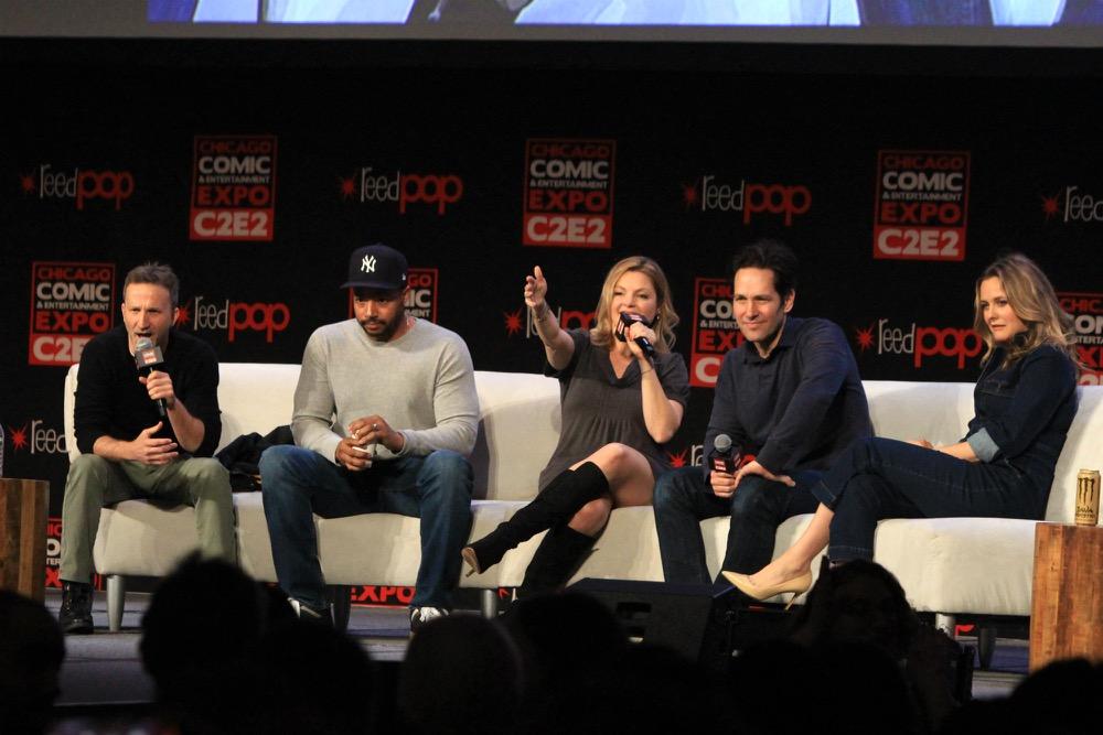 C2E2, Cosplay, Comic Books, Chicago, Convention, Con, Superheroes, Clueless, Paul Rudd, Alicia Silverstone