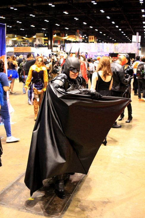 C2E2, Cosplay, Comic Books, Chicago, Convention, Con, Superheroes, Batman