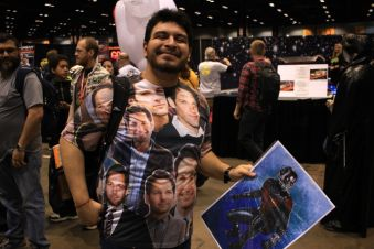 C2E2, Cosplay, Comic Books, Chicago, Convention, Con, Superheroes, Paul Rudd