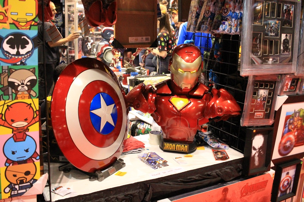 C2E2, Cosplay, Comic Books, Chicago, Convention, Con, Superheroes, Marvel