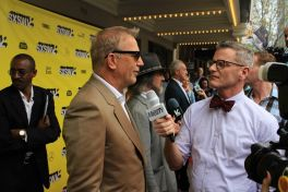 Kevin Costner, The Highwaymen, SXSW, Red Carpet Photos, Heather Kaplan
