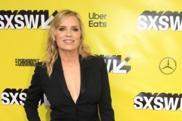 Kim Dickens, The Highwaymen, SXSW, Red Carpet Photos, Heather Kaplan