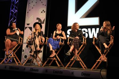 Booksmart, SXSW Panel, Heather Kaplan, Kaitlyn Dever, Olivia Wilde