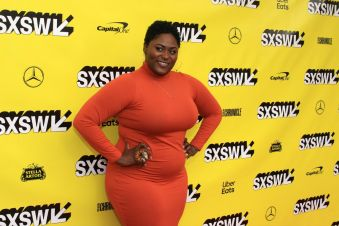 Danielle Brooks, The Day Shall Come, SXSW, Red Carpet Photo, Heather Kaplan