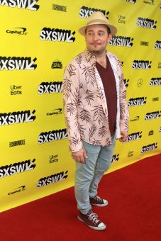 James Adomian, The Day Shall Come, SXSW, Red Carpet Photo, Heather Kaplan