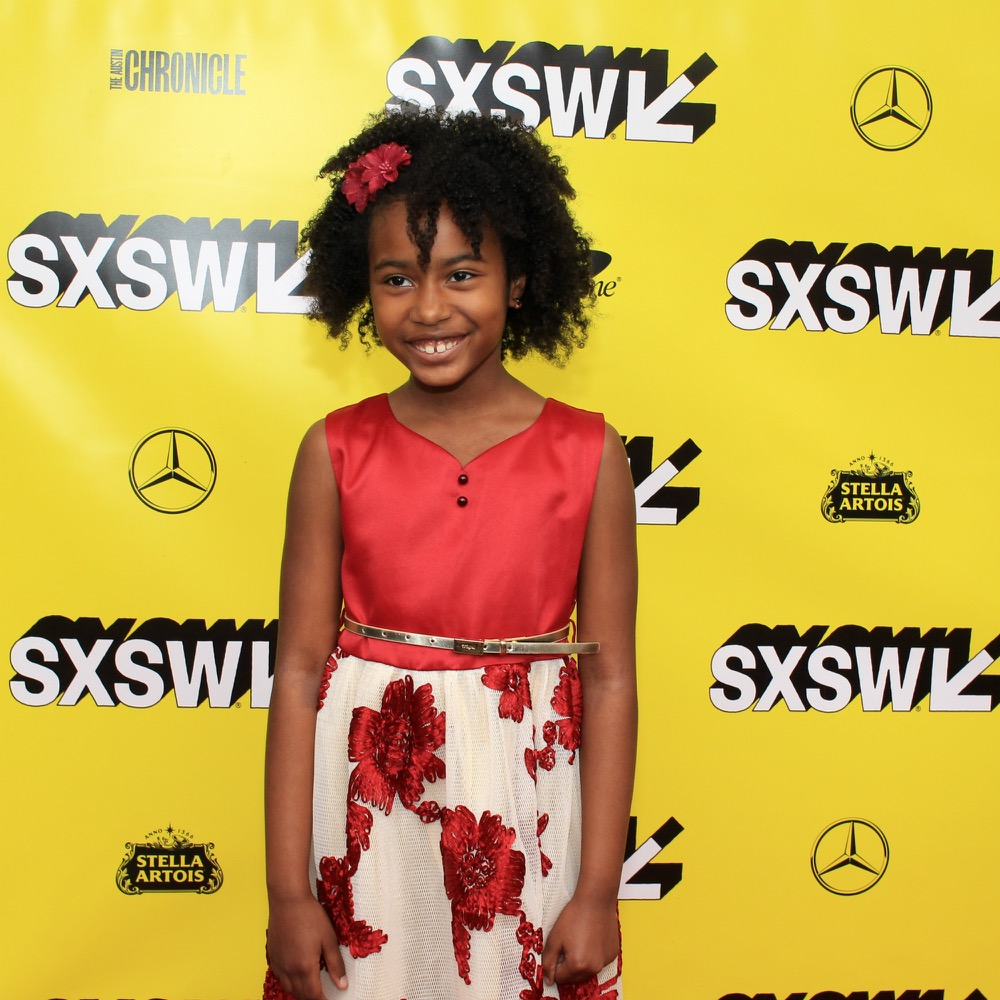 Calah Lane, The Day Shall Come, SXSW, Red Carpet Photo, Heather Kaplan