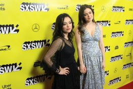 Good Boys, SXSW, Heather Kaplan, Red Carpet, Midori Francis, Molly Gordon