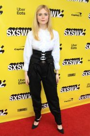 Teen Spirit, SXSW, Red Carpet Photos, Photo by Heather Kaplan, Elle Fanning,