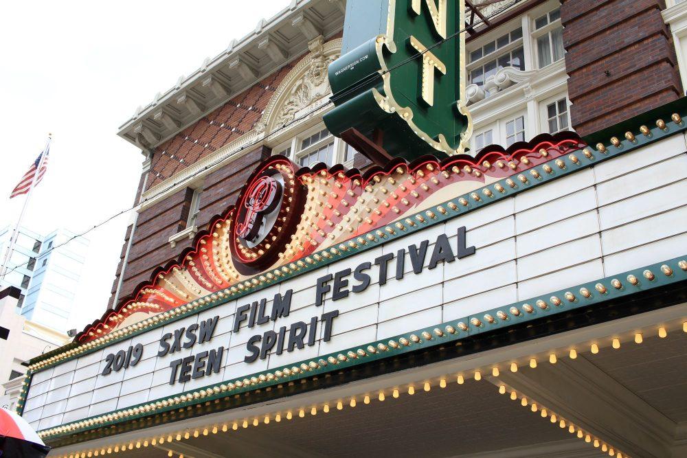 Teen Spirit SXSW World Premiere, photo by Heather Kaplan