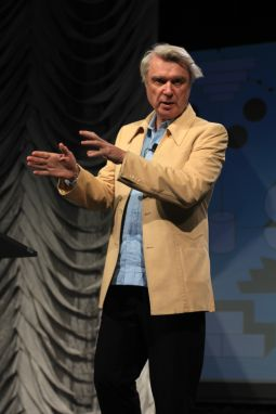 David Byrne, SXSW, True Stories, Heather Kaplan, Yellow Jacket