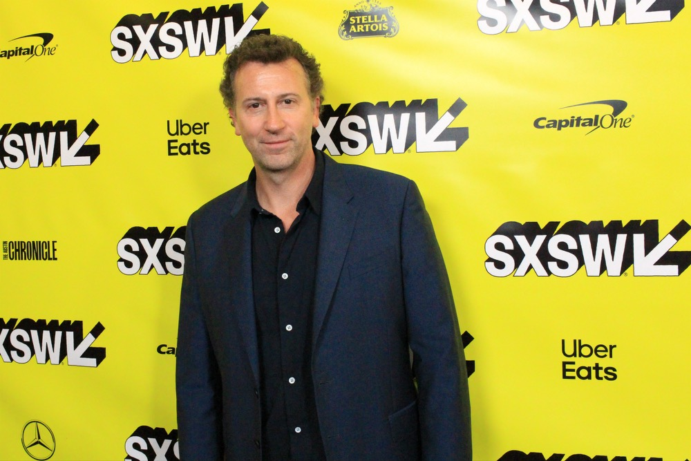 Jonathan Goldstein, Stuber, SXSW, Red Carpet Photo, Heather Kaplan