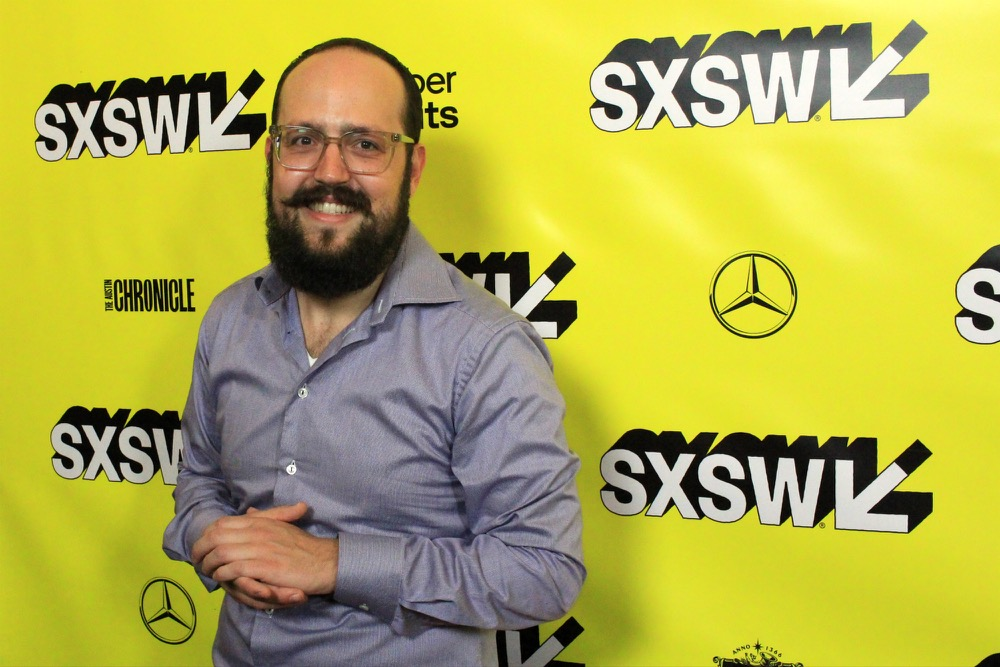 Joe Trapanese, Stuber, SXSW, Red Carpet Photo, Heather Kaplan