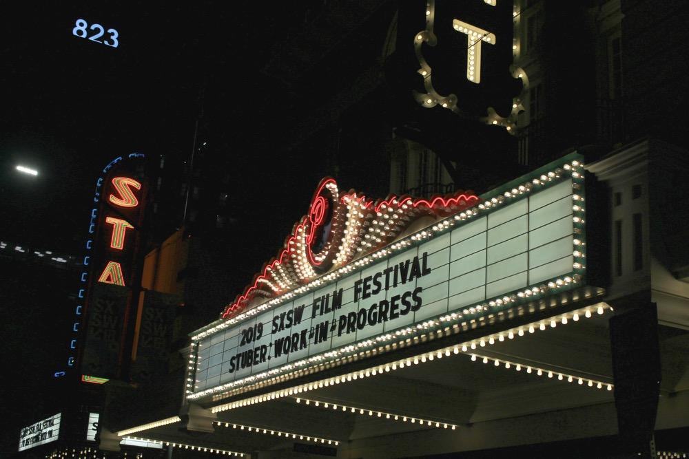 Stuber, SXSW, Red Carpet Photo, Heather Kaplan