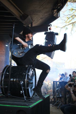 Consequence of Sound, Brooklyn Bowl, South by Southwest 2019, Reignwolf