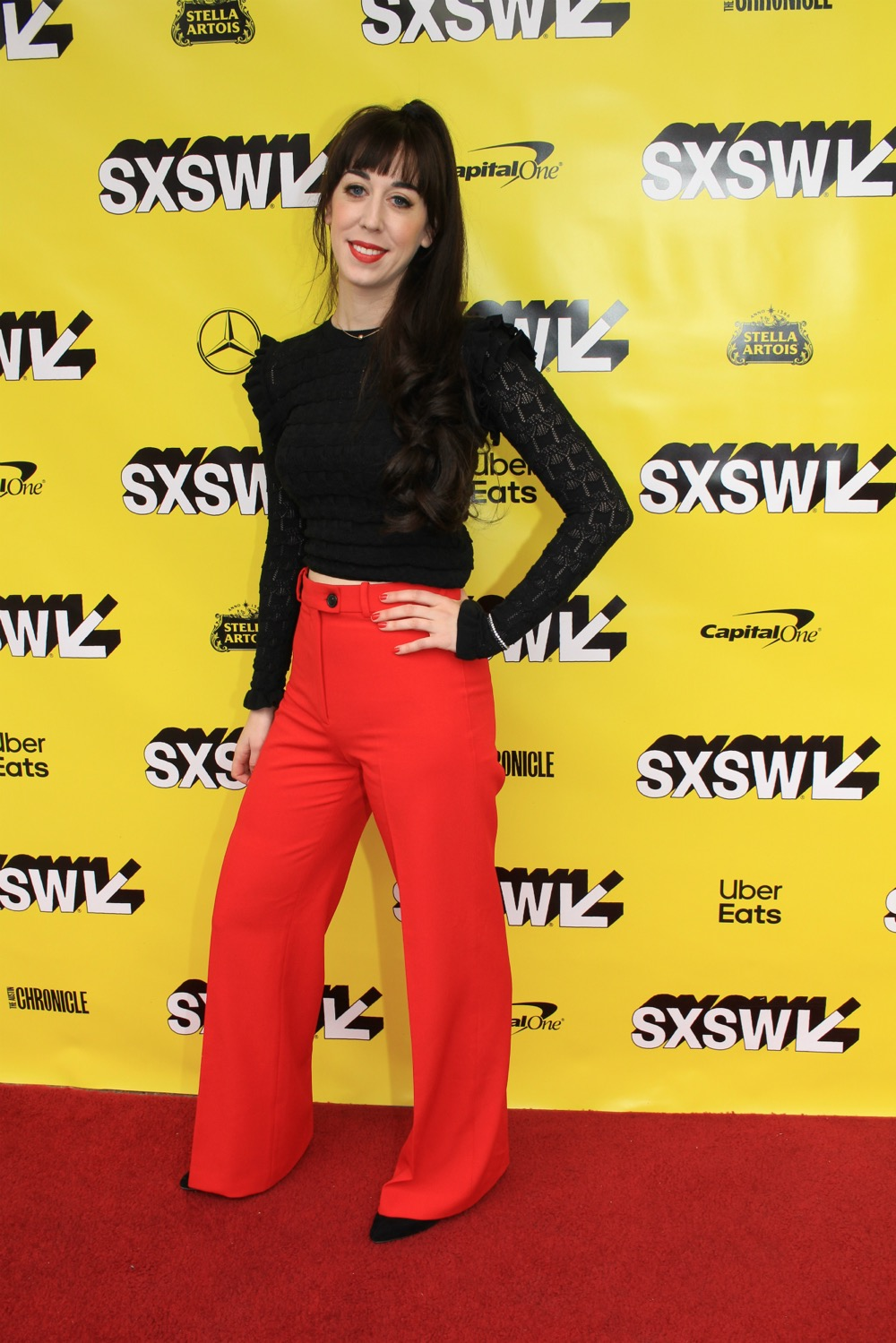 Band Together with Logic, SXSW, Red Carpet Photo, Marybeth Kern