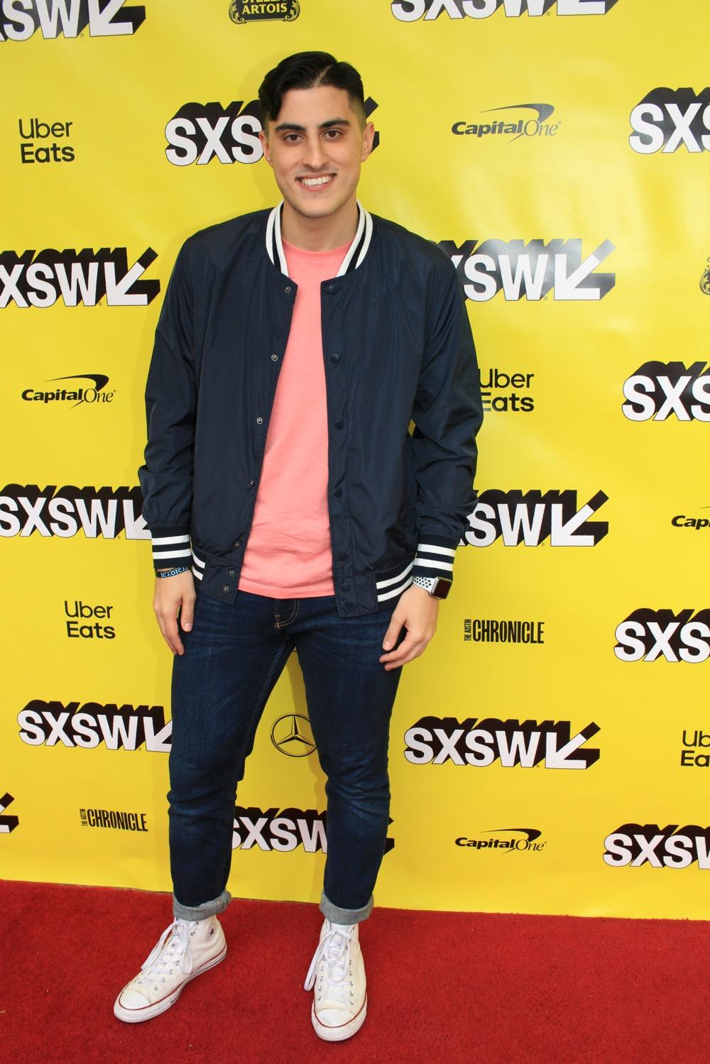 Band Together with Logic, SXSW, Red Carpet Photo, Ariea Bastami