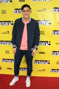 Band Together with Logic, SXSW, Red Carpet Photo, Ariea Bastami