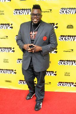 Band Together with Logic, SXSW, Red Carpet Photo, Lamar Jones