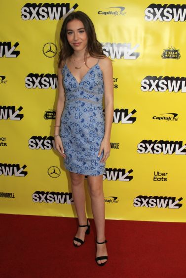 Alyssa Brooke Levine, Pet Sematary, SXSW, Red Carpet Photos, Heather Kaplan