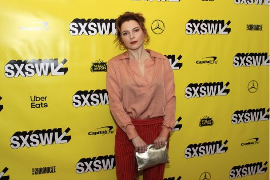 Amy Seimetz, Pet Sematary, SXSW, Red Carpet Photos, Heather Kaplan