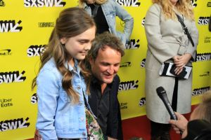 Jason Clarke, Jeté Laurence, Pet Sematary, SXSW, Red Carpet Photos, Heather Kaplan
