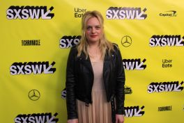 Us, Horror, Jordan Peele, Red Carpet Photo, SXSW 2019, Elisabeth Moss