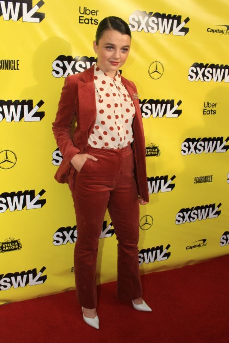 The Beach Bum, SXSW, Red Carpet, Stefania LaVie Owen