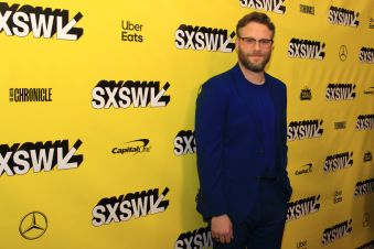 Long Shot, SXSW, Seth Rogen, SXSW, Red Carpet