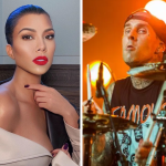 Kourtney Kardashian dating rumors Travis Barker celebrity news