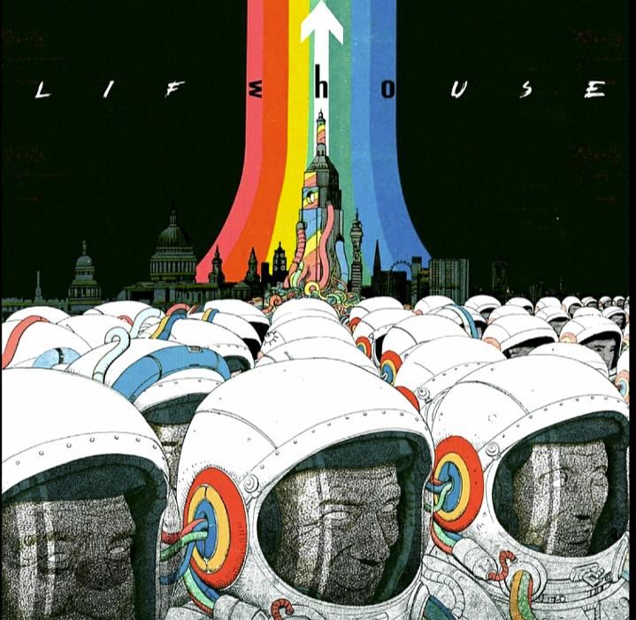 Pete Townshend, Graphic Novel, Lifehouse