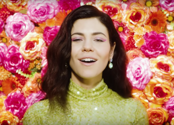 "MARINA ""Orange Trees"" single music video new release"