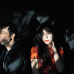 Marissa Nadler Stephen Brodsky Droneflower new album announcement for the sun Ebru Yildiz