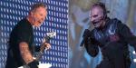 Metallica and Slipknot