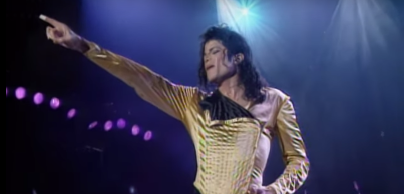 Michael Jackson - Live In Bucharest (The Dangerous Tour)