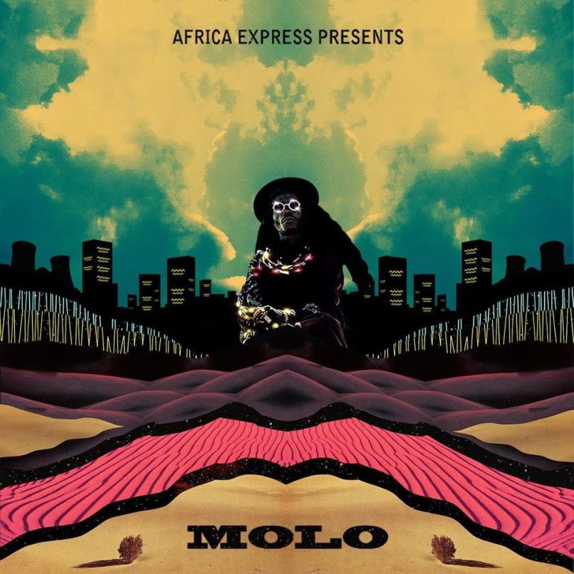 MOLO Damon Albarn Africa Express New EP Record Album