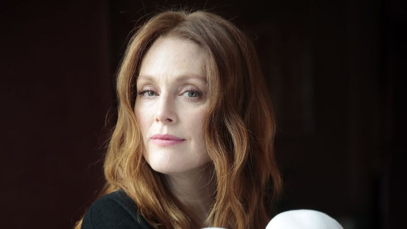 Julianne Moore suggests that she was