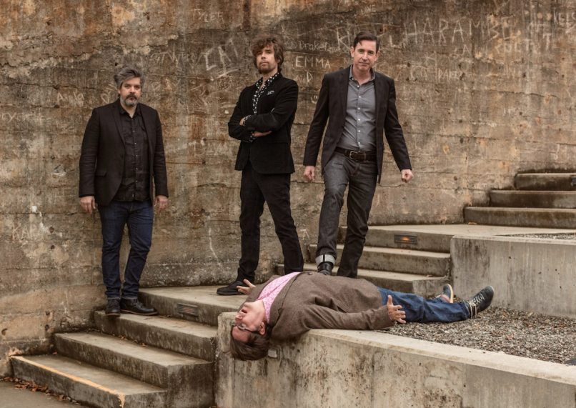 """The Mountain Goats """"Cadaver Sniffing Dog"""" song indie music release stream"""