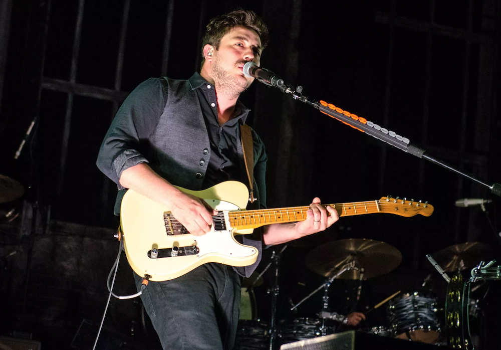Mumford Sons Expand 2019 North American Tour Music News