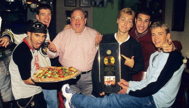 boy band con lou pearlman true crime nsync backstreet boys
